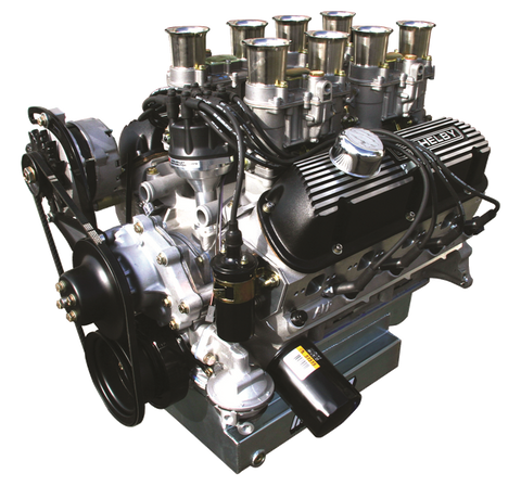 Aluminum 289; 364CI Stage I with Weber Carburetor System (500HP)