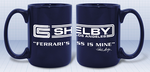 Shelby 'Ferrari Is Mine' Coffee Mug