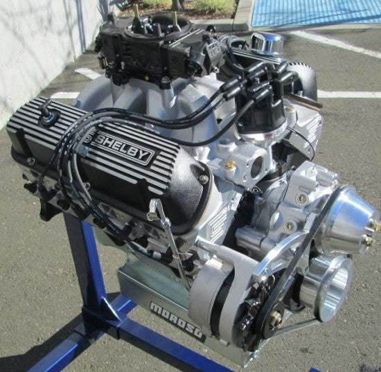 Iron 351Windsor; 427CI Stage II (540HP)