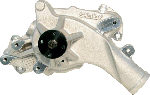 Shelby Aluminum Water Pump