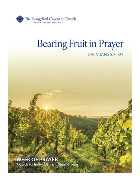 2017 Week of Prayer booklet