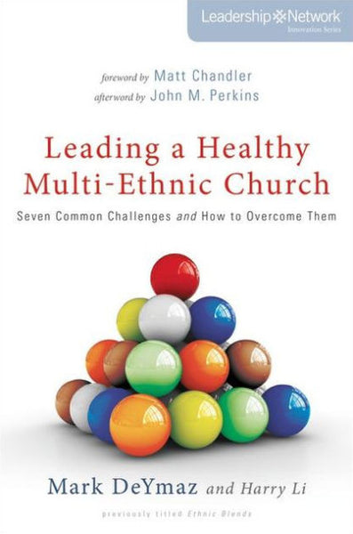 Leading a Healthy Multi-Ethnic Church: Seven Common Challenges and How to Overcome Them ( Leadership Network Innovation )