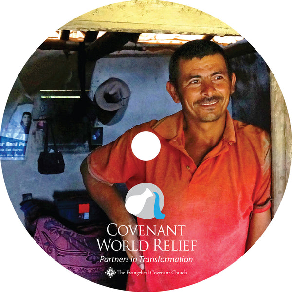 Covenant World Relief DVD (2016)