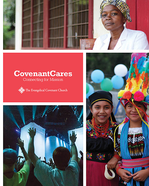 Covenant Cares Giving Catalog (2017-2018)