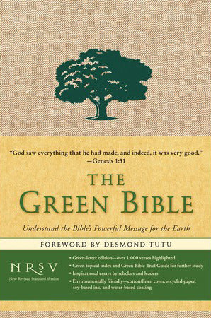 Green Bible, The - NRSV