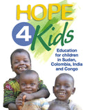Hope 4 Kids: Service Project Booklet