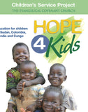 Hope 4 Kids: Service Project Poster