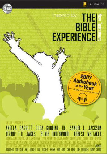 Inspired By...the Bible Experience New Testament, TNIV