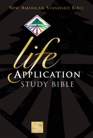 NASB Life Application Bible (Hardcover)