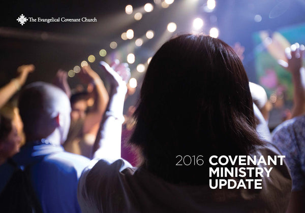 2016 Covenant Ministry Update Booklet