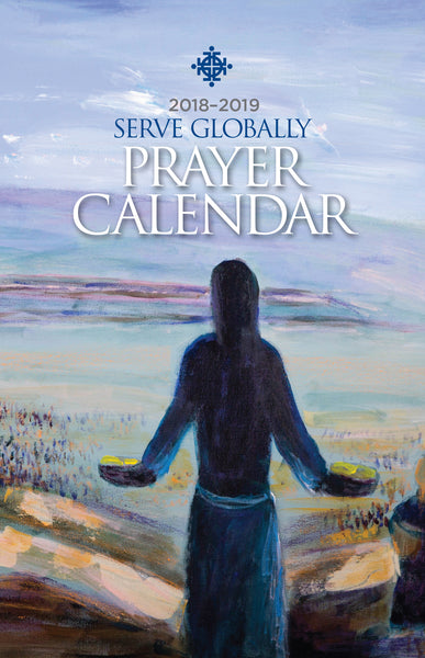 Covenant Missionary Prayer Calendar (2018-2019)