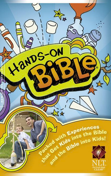 Hands-On Bible-NLT-Children