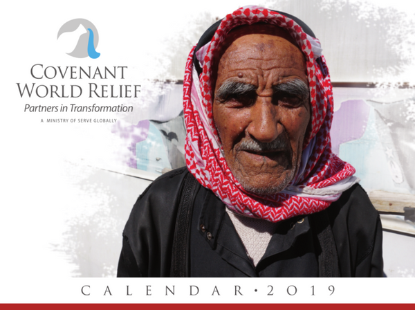 Covenant World Relief Calendar (2019)