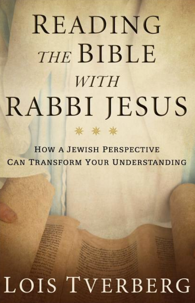 Reading the Bible with Rabbi Jesus (hardcover)