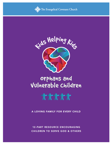 Kids Helping Kids: Vulnerable and Orphaned Children (2019)