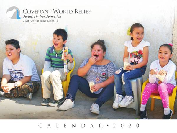Covenant World Relief Calendar (2020)