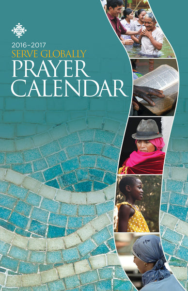 Covenant Missionary Prayer Calendar (2016-2017)