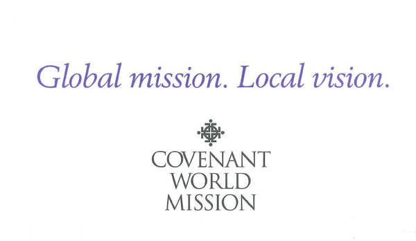 Covenant World Mission Offering Envelopes