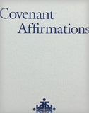 Covenant Affirmations Booklet