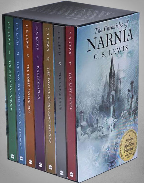 The Chronicles of Narnia Boxed Set