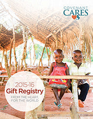 Covenant Cares Giving Catalog (2015-2016)