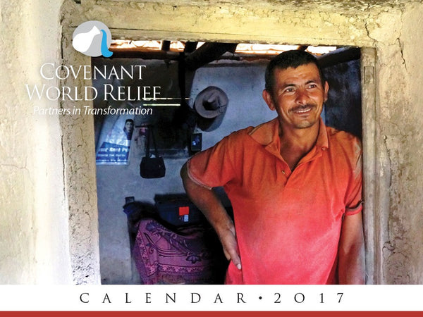 Covenant World Relief Calendar (2017)