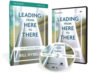 Leading from Here to There: Five Essential Skills [With DVD] (Study Guide)