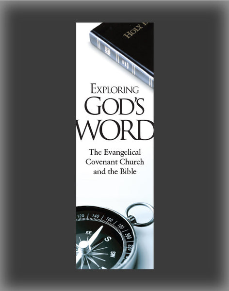 Exploring God's Word Bookmark