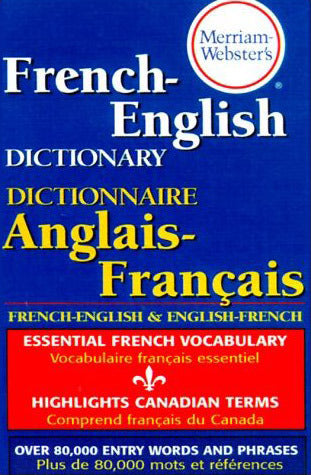 French/English Dictionary