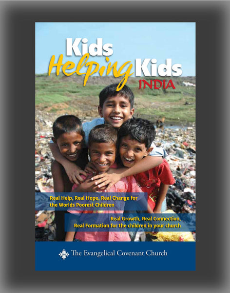 Kids Helping Kids: India (Story Booklet)