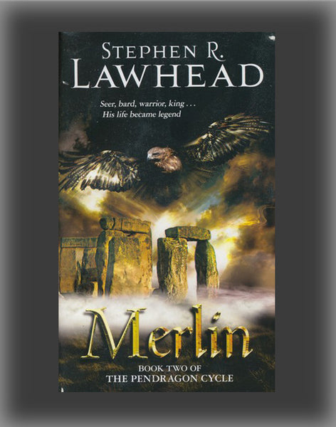 Merlin (Pendragon Cycle Series #2)