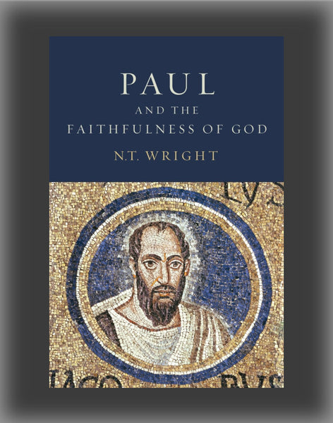 Paul and the Faithfulness of God Set