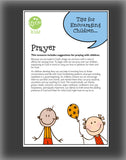 GROW Kids - Prayer (Tips for Encouraging Children)