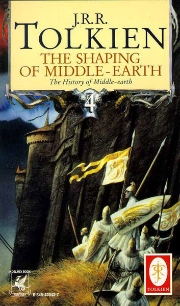 The Shaping of Middle-earth (History of Middle-earth #4)