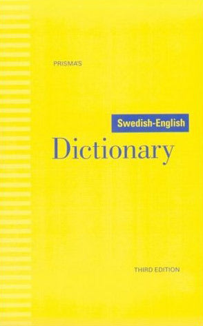 English/Swedish Dictionary