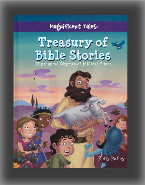 Treasury of Bible Stories: Rhythmical Rhymes of Biblical Times