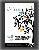 What on Earth Am I Here For?: The Purpose Driven Life (Expanded)