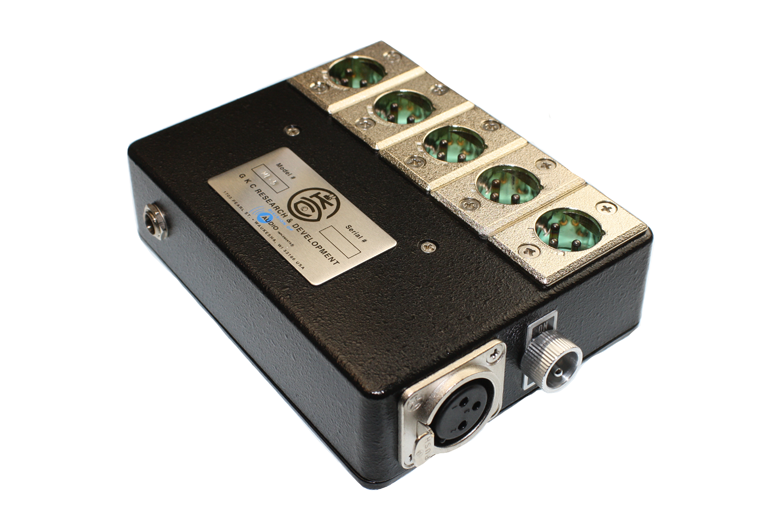 GKC Part #426 Model #ML-5 Mike to Line Distribution Amplifier