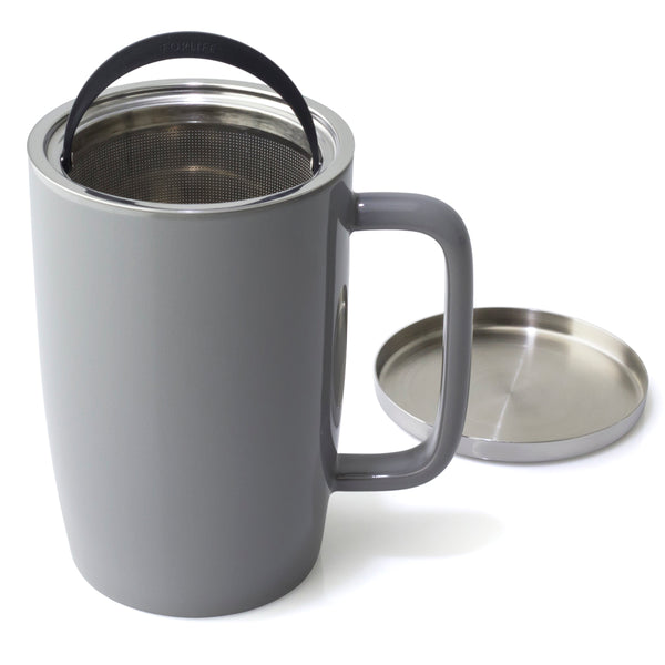 ForLife Dew 18 oz. Brew-in-Mug with Infuser