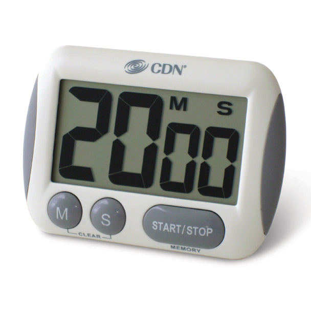 CDN Extra Big Digit Digital Timer