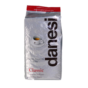 Danesi Caffè Classic Whole Bean Espresso - 2.2 lb bag