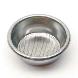 Double 14 Gram Ridgeless Portafilter Basket