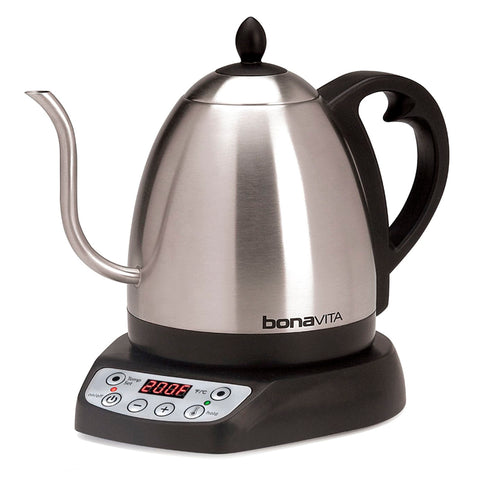 Bonavita Variable Temperature Gooseneck Electric Kettle