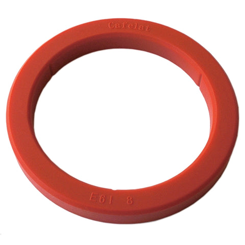 Cafelat E61 Silicone Group Gasket - 8mm / Red