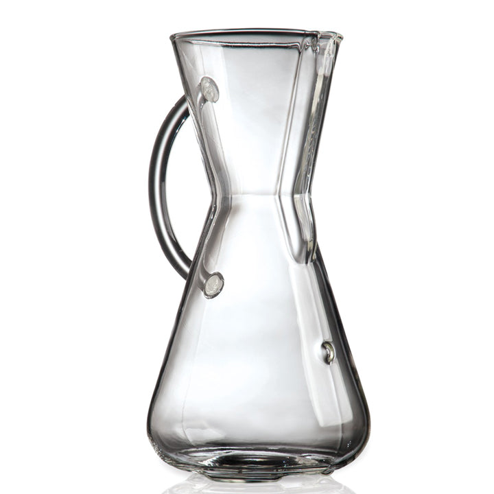 Chemex 3 Cup Glass Handle Coffeemaker