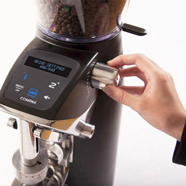 Compak F8 Fresh Coffee Grinder - Black