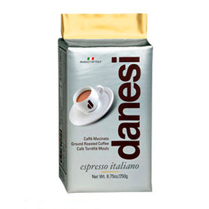 Danesi Gold Espresso Ground Coffee - 8.75 oz Brick