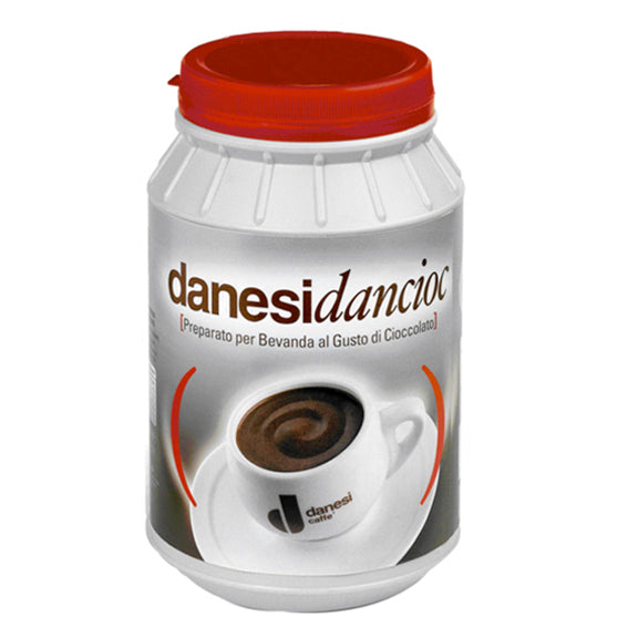 Danesi Caffe Dancioc Cocoa Chocolate Powder - 2.2 lb can