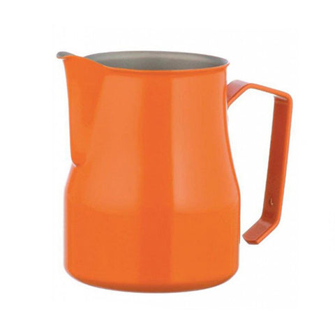 Motta Orange Professional Frothing Pitcher