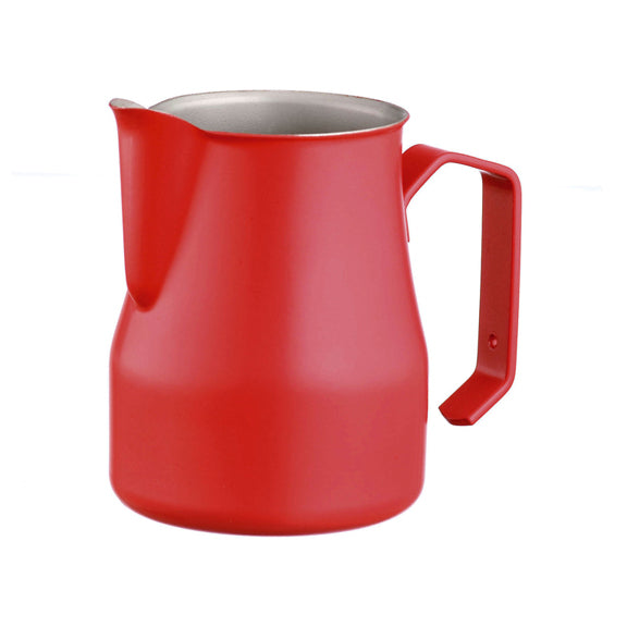 Motta Red Professional Frothing Pitcher